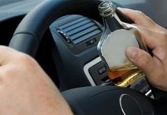 Amendă de 1000 de euro pentru şoferii prinşi băuţi la volan