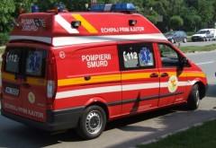 Accident TERIBIL la Sinaia. Şoferul a ADORMIT la volan şi a căzut în râpă