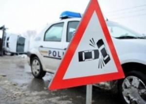 Accident rutier în Ploieşti. Două persoane, RĂNITE