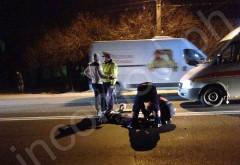 Biciclist ACCIDENTAT GRAV în Bucov