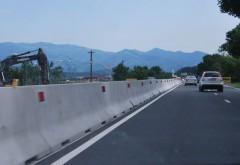 Circulație ÎNGREUNATĂ pe DN1 între Posada și Comarnic