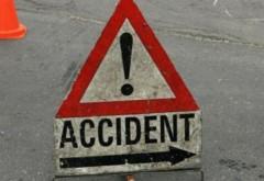 Copil lovit de mașină în Sinaia