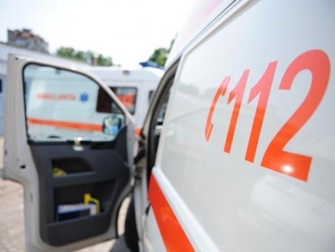 Doi copii loviți de mașină pe strada Găgeni din Ploiești