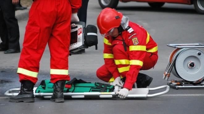 Accident MORTAL în Păuleşti