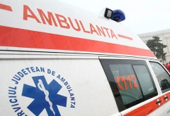 Accident pe strada Elena Doamna din Ploiești