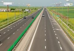 Trafic îngreunat pe autostrada Bucureşti-Constanţa din cauza unor lucrări