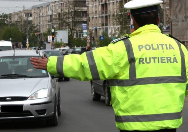 Atenţie! Şoferii vor fi opriţi în trafic pentru a răspunde unui set de întrebări