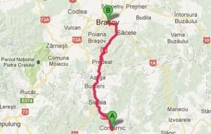 Construcţia autostrăzii Comarnic-Braşov, anulată pentru a treia oară