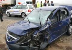 Accident cu opt răniţi pe Centura Ploieşti. Traficul rutier este îngreunat