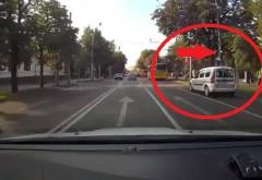 Scrisoarea cititorului: Echipaj de Politie cu radar si camera video trece pe ROSU, in centrul Ploiestiului