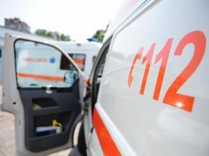 Accident rutier pe DN1 la Pucheni