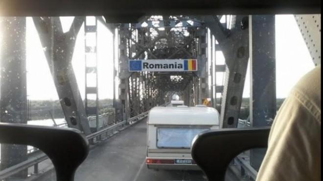 Blocaje la frontiera cu Bulgaria. Rute ocolitoare recomandate de CNADNR