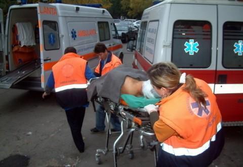 Accident GRAV pe DN1, la Paulesti: Un microbuz si doua autoturisme, implicate. Trei persoane INCARCERATE