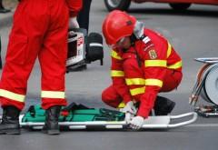 Accident cu trei autoturisme și un tir la Movila Vulpii