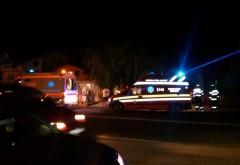 Accident MORTAL la Bucov: Patru masini implicate, o persoana a decedat!