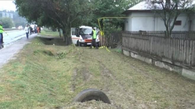 ACCIDENT GRAV în Prahova. O persoană a murit şi alte trei au fost rănite