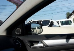 Accident GRAV pe DN1 la Româneşti