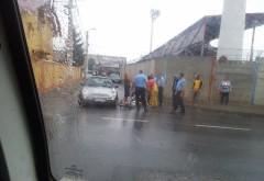 Minor acroșat de o mașină în Ploiești