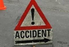 Accident rutier la Strejnicu