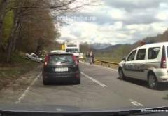 Accident MORTAL pe DN1 A, la Gura Vitioarei