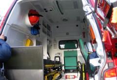 Pieton rănit grav pe DN 1, la Câmpina