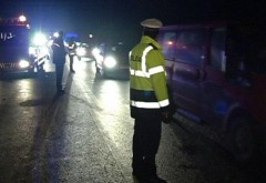 Accident GRAV pe DN1 la Baloteşti. Circulaţia este ÎNGREUNATĂ