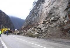 Circulație RESTRICȚIOANATĂ pe DN 1A din cauza reparațiilor la un pod