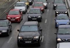 ATENTIE! Trafic îngreunat pe DN1 Bucureşti-Ploieşti