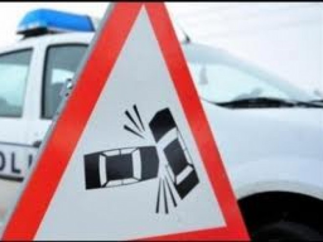 Accident rutier pe DN1A la intrarea în Cheia