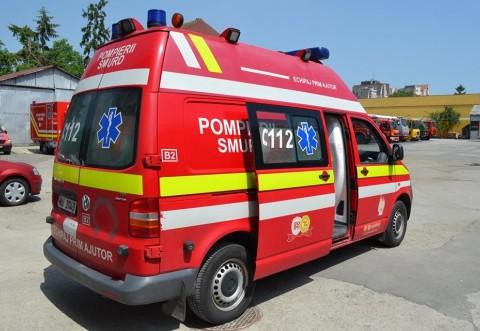 Accident grav in Floresti. Un copil de 4 ani a fost lovit de masina