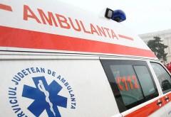 Accident rutier GRAV în Prahova. Două persoane, rănite