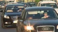 Trafic rutier în creştere pe DN1 Braşov - Bucureşti. Iată rute alternative