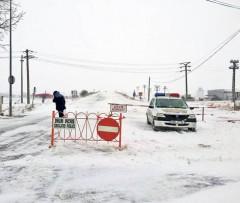 Mai multe DRUMURI BLOCATE in Romania. Vezi zonele închise şi sectoarele cu restricţii de circulaţie