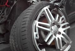 Accident rutier pe Autostrada Bucureşti-Ploieşti. Un tânăr a ajuns la SJU