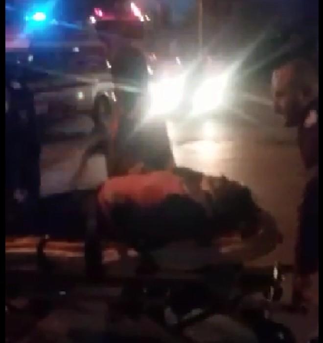 VIDEO. Accident rutier GRAV în Ploieşti. O persoană, transportată de urgenţă la spital