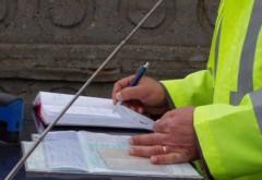 25 de amenzi date în 3 ore şoferilor vitezomani din Ploieşti