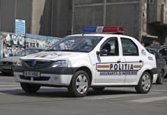 Accident în Prahova. Un biciclist a fost lovit de o maşină a poliţiei