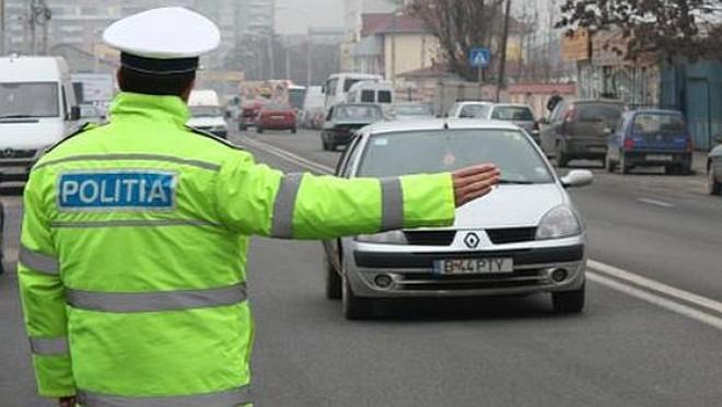 Actiuni ale politistilor din Prahova pentru combaterea accidentelor rutiere