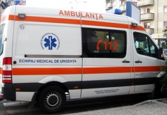 Bărbat lovit de maşină pe o trecere de pietoni din Tătărani