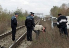Accident feroviar la Crivina