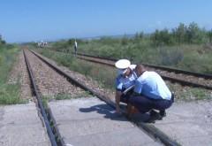 Un bărbat a fost călcat de tren într-o gară din Ploiești. Nu este exclusă varianta SINUCIDERII