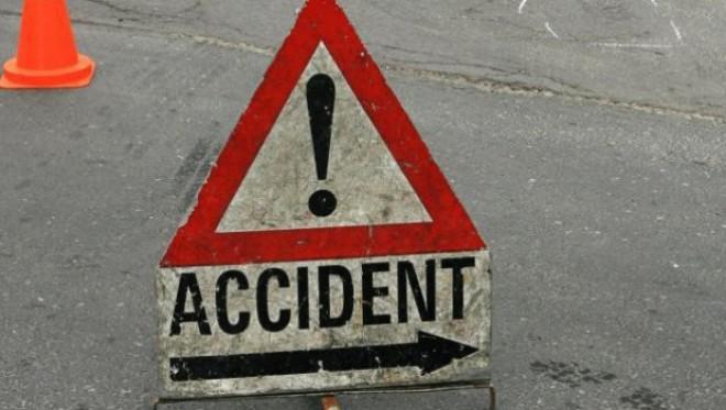 Accident rutier pe DN1 între Baicoi si Campina