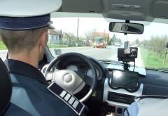 Șofer depistat cu peste 150 km/h pe DN1, în Prahova