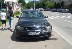 Accident rutier la Campina. O persoana a fost RĂNITĂ
