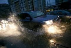 ANM a emis COD GALBEN de furtuni. Recomandări pentru şoferi