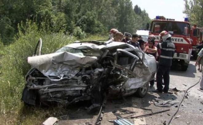 Accident pe DN1, la Nistoresti. Doua victime