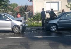 Accident in Ploiesti, pe strada Valeni. Doua victime