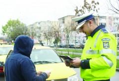 Ploieștean depistat conducând cu viteză peste limita legală, și cu permisul suspendat