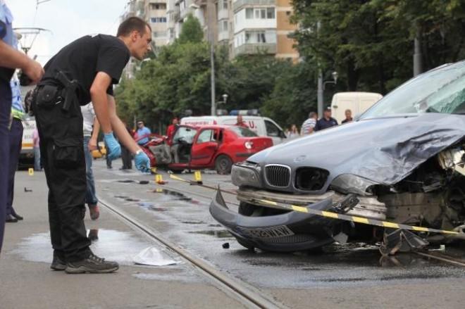 Strada blestemata? Două accidente cu VICTIME au avut loc la Ploieşti, in ACELASI LOC!
