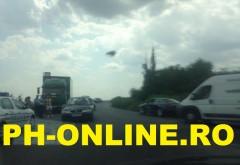 Accident pe Centura de Vest, intre un TIR si un Audi. O victima / GALERIE FOTO